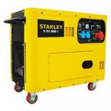 Stanley Generator Stanley diesel 6300W Profesional - D-SG6000-1