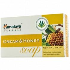 Sapun hranitor cu miere 75 gr (piele uscata / normala ) Himalaya