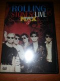 The Rolling Stones-Live at the Max –Dvd-Steel Wheels tour
