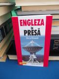 ELOI LE DIVENACH - ENGLEZA IN PRESA , TEORA , 1999