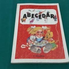 ABECEDAR/MARCELA PENEȘ, VASILE MOLAN/ 1998, Romana