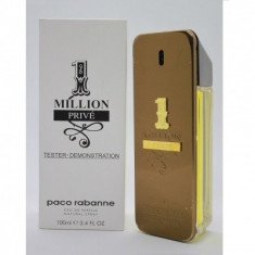 Parfum Tester 1 MILLION Prive 100ml - Paco Rabanne, 100 ml