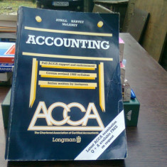 Accounting - Atrill Harvey McLaney (contabilitate)