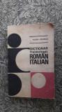 Dictionar Frazeologic Roman Italian - EUGEN COSTESCU