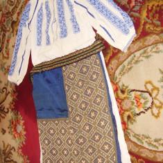 Costum popular de colectie