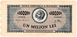 Bancnota 1000000 1.000.000 lei 1947 portret Decebal+Traian (5)