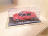 Macheta Dacia Supernova 1:43