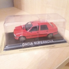 Macheta Dacia Supernova 1:43