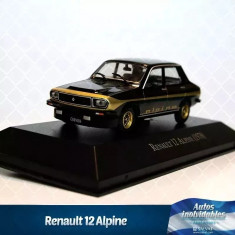 Macheta Renault 12 Dacia 1300 1:43 Argentina