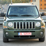 Jeep Patriot, Motorina/Diesel, SUV