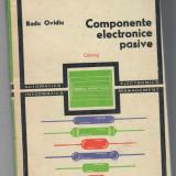 Componente electronice pasive, Catalog, Radu Ovidiu
