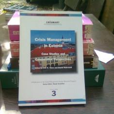 Crisis management in Estonia - Eric Stern (Gestionarea crizelor în Estonia) vol.3