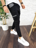 Pantaloni de trening pentru barbati - NEGRI - PREMIUM - A2800 95-3, Din imagine