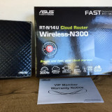 Router Asus RT-N14U, 4