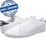 Pantofi sport Adidas Originals Miss Stan pentru femei - adidasi originali piele, 37 1/3, 38, 38 2/3, Alb, Piele naturala