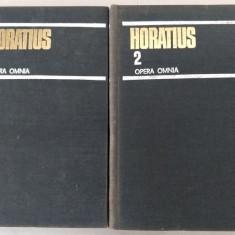 Horatius Opera Omnia (vol. 1,2)