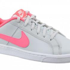 Adidași Nike Court Royale GS 833654-005 pentru Copii, 36.5, Gri