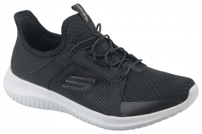 Pantofi sport Skechers Ultra Flex 12832-BLK pentru Femei