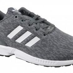 Pantofi sport Adidas ZX Flux J BY9833 pentru Copii, 36, 36 2/3, 38, 38 2/3, 39 1/3, Alb