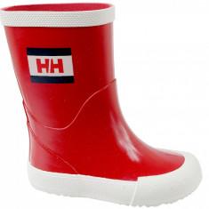 Cizme de cauciuc Helly Hansen Nordvik 11200-110 pentru Copii, 24, 31, 33, 34, Rosu