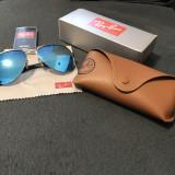 Vând ochelari de soare Ray Ban, Aviator, Barbati, Polarizare