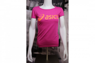 Tricou Asics Logo Tee 122863-6020 pentru Femei foto