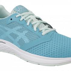 Pantofi alergare Asics Patriot 10 1014A025-400 pentru Copii, 36 - 40, Albastru