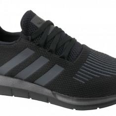 Pantofi sport adidas Swift Run J CM7919 pentru Copii, 37 1/3, Negru