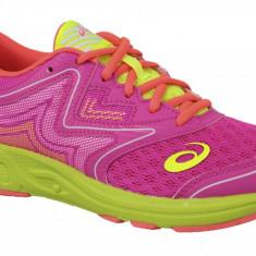 Pantofi alergare Asics Noosa Gs C711N-700 pentru Copii, 36, 37, 37.5, 38, 39, 39.5, Roz