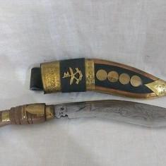 Maceta cuțit Kukri Gurkha