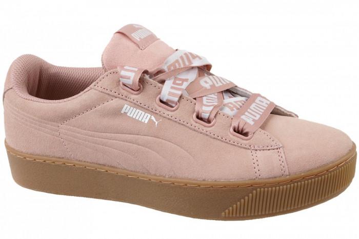 Pantofi sport Puma Vikky Platform Ribbon Bold 365314-02 pentru Femei