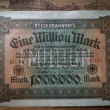 1 000 000 mark din 20 martie 2923
