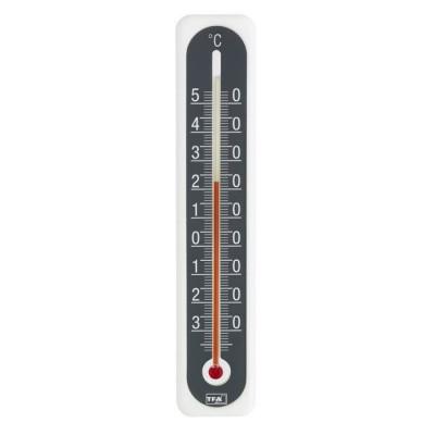 Termometru interior/exterior cu lichid TFA, alcool etilic foto