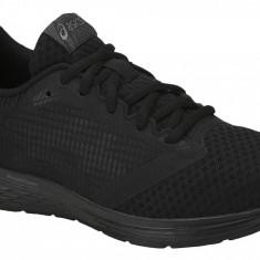 Pantofi alergare Asics Patriot 10 GS 1014A027-002 pentru Copii, 36, 37, 37.5, 38, 39, 39.5, 40, Negru