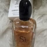 Parfum Armani SI, Tester, 100 ml