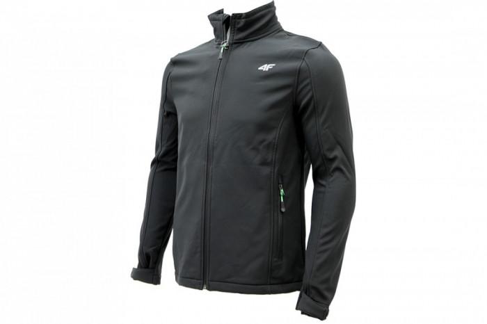 Jacheta sport 4F Softshell Men T4Z16-SFM001 pentru Barbati