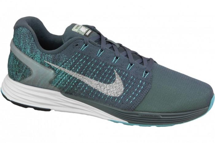 Pantofi alergare Nike Lunarglide 7 Flash 803566-400 pentru Barbati