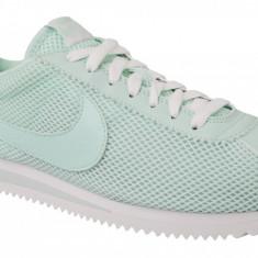 Pantofi sport Nike Classic Cortez Premium 905614-301 pentru Femei, 40.5, Turcoaz