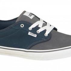 Pantofi sport Vans Atwood Varsity V3Z9K6R pentru Copii, 36, 36.5, 37, 38.5, Albastru