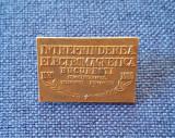 Insigna Electromagnetica - Industrie - telefonie - telecomunicatii - p2