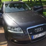 Audi A6 S-line 2.0tdi din 2008 break, Motorina/Diesel