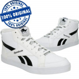 Pantofi sport Reebok Royal Kewtee ML pentru femei - adidasi originali - piele, 36, 37, 37.5, 38, Alb, Piele naturala