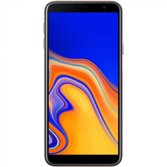 Galaxy J4 Plus Dual Sim 32GB LTE 4G Auriu
