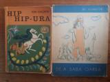 Hip Hip Ura + De-a Baba Oarba  / C1P, Alta editura, Lewis Carroll