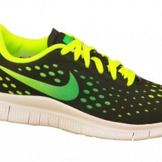 Pantofi sport Nike Free Express Gs 641862-005 pentru Copii, 38.5, Negru