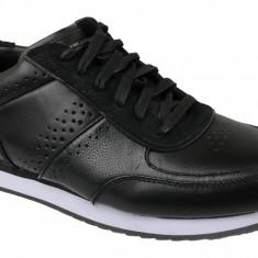 Incaltaminte sneakers Skechers Daines 68547-BLK pentru Barbati