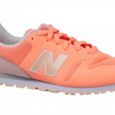 Pantofi sport New Balance KD373CRY pentru Copii, 37.5, 38.5, Orange