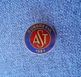 Insigna Congresul AST - 1951 - ASIT - AGIR