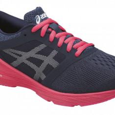 Pantofi alergare Asics RoadHawk FF GS C743N-5093 pentru Copii, 36, 39, 40, Albastru