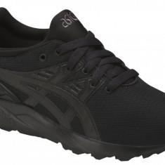 Pantofi sport Asics Gel-Kayano Trainer Evo C7A0N-9090 pentru Copii, 35.5, 36, 37, 37.5, 39, 39.5, Negru